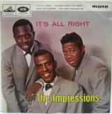 IMPRESSIONS / It's All Right ( EP )