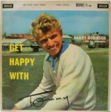 TOMMY STEELE / Get Happy With Tommy