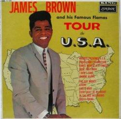 画像1: JAMES BROWN / Tour The U. S. A.