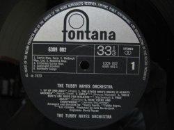 画像3: TUBBY HAYES ORCHESTRA / The Tubby Hayes Orchestra