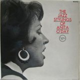 ANITA O'DAY / The Jazz Stylings Of Anita O' Day