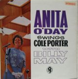 ANITA O'DAY / Swings Cole Porter With Billy May