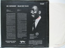 画像2: WES MONTGOMERY / Willow Weep For Me