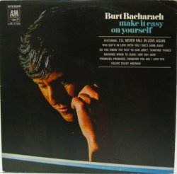 画像1: BURT BACHARACH / Make It Easy On Yourself
