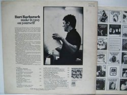 画像2: BURT BACHARACH / Make It Easy On Yourself
