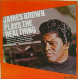 画像1: JAMES BROWN / Plays The Real Thing