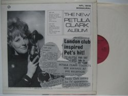 画像2: PETULA CLARK / The New Petula Clark Album