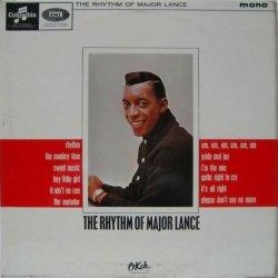 画像1: MAJOR LANCE / The Rhythm Of Major Lance