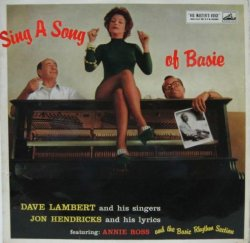 画像1: LAMBERT, HENDRICKS & ROSS / Sing A Song Of Basie