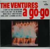 VENTURES / The Ventures A Go-Go