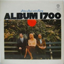 画像1: PETER, PAUL & MARY / Album 1700