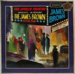 """画像1: JAMES BROWN / James Brown At """"The Apollo"""""""