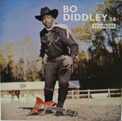 画像1: BO DIDDLEY / Bo Diddley Is A Gunslinger
