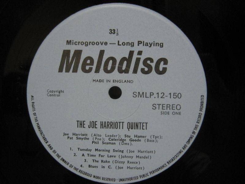 Joe Harriott Quintet High Spirits