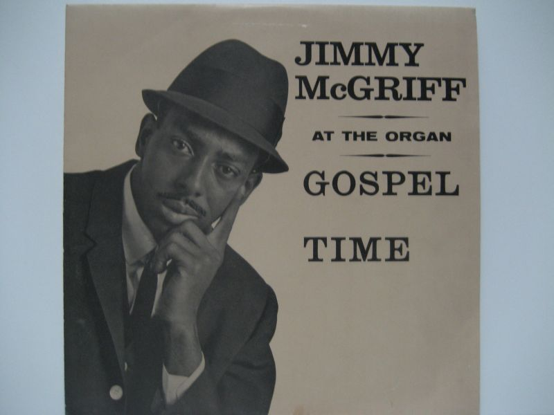 Jimmy McGriff Gospel Time