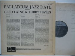 画像2: TUBBY HAYES & CLEO LAINE / Palladium Jazz Date