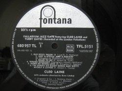 画像3: TUBBY HAYES & CLEO LAINE / Palladium Jazz Date
