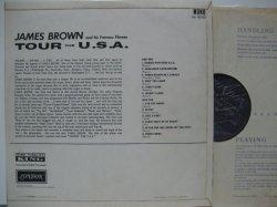 画像2: JAMES BROWN / Tour The U. S. A.