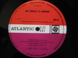 画像3: RAY CHARLES / Ray Charles At Newport