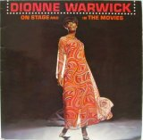 DIONNE WARWICK / On Stage And In The Movies