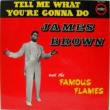 JAMES BROWN & THE FAMOUS FLAMES / Tell Me What You're Gonna Do