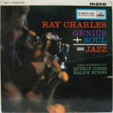 RAY CHARLES / Genius + Soul = Jazz
