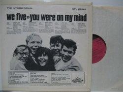 画像2: WE FIVE / You Were On My Mind