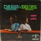 CHUBBY CHECKER & DEE DEE SHARP / Down To Earth