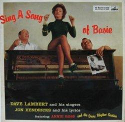 画像1: LAMBERT, HENDRICKS & ROSS / Sing A Song Of Basie