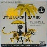 RAY ELLINGTON / Little Black Sambo ( EP )