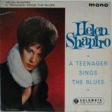 HELEN SHAPIRO / A Teenager Sings The Blues ( EP )