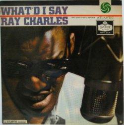 画像1: RAY CHARLES / What'd I Say