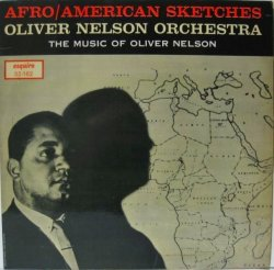 画像1: OLIVER NELSON ORCHESTRA / Afro American Sketches