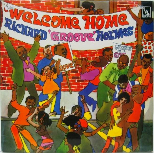 Richard Groove Holmes Super Soul