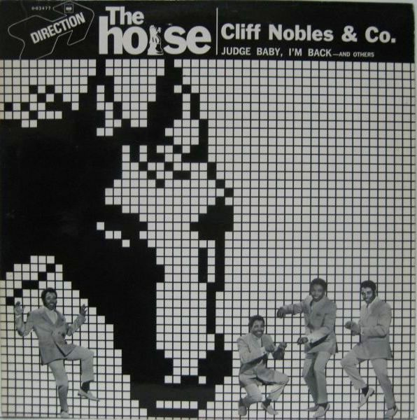 Cliff Nobles and Co The Horse