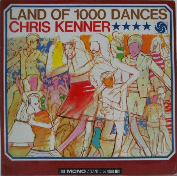 CHRIS KENNER / Land Of 1000 Da...