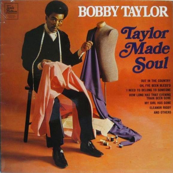 BOBBY TAYLOR / Taylor Made Soul - 大塚レコード
